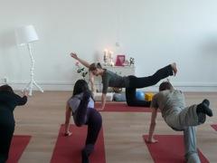 Yoga Düsseldorf (Oberkassel): Fusion Yoga in der YogaKitchen
