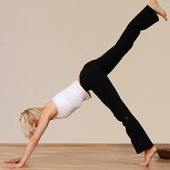 Vinyasa Yoga in der YogaKitchen Düsseldorf (Oberkassel)