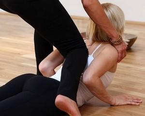 Yoga Düsseldorf, YogaKitchen, Annette Böhmer und Natascha Kießler