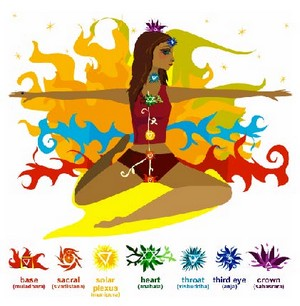 Rock the Chakras