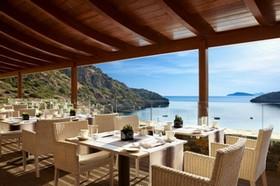 """Yogareise &quoT;Jivamukti Yoga und Ayurveda Retreat"""" im Daios Cove auf Kreta mit Annette Böhmer, Kerstin C. Franke und Volker Mehl"""