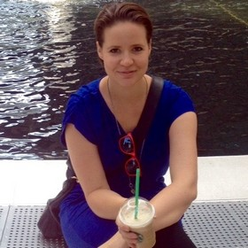 Yin-Yogalehrerin und Mentaltrainerin Daniela Gottwald