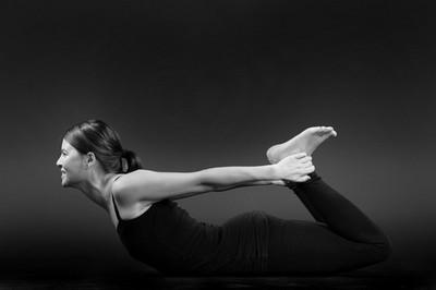 Yoga Düsseldorf, YogaKitchen, Yogalehrerin Estelle Gräff