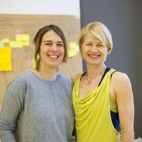 Aus- und Fortbildungen in der YogaKitchen mit Annette Böhmer und Sandra Uhrig