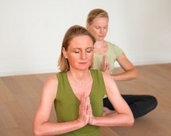 Hormon Yoga Anfangsmeditation