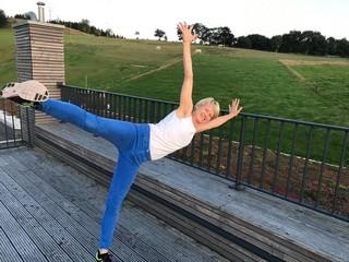Jivamukti-Yoga Retreat im Naturhotel Steinbergs Wildewiese in Sundern (Sauerland)