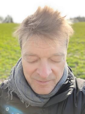 Jörg Buneru zu Gast in der YogaKitchen in Düsseldorf (Oberkassel)