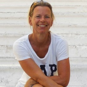 Yoga Düsseldorf, YogaKitchen, Yogalehrerin Kerstin Franke