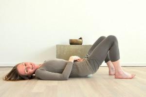Yoga Düsseldorf, YogaKitchen, Vinyasa-Yogalehrerin Kerstin Münzer