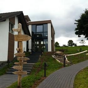Naturhotel Steinbergs Wildewiese in Sundern (Sauerland)