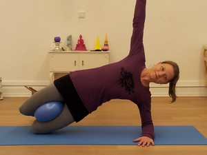 Sandra Hennig, Yoga- und Pilateslehrerin in der YogaKitchen Düsseldorf (Oberkassel)