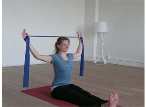 Sandra Hennig, Yogalehrerin in der YogaKitchen Düsseldorf (Oberkassel)