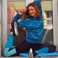 Sevara Maslennikova: Vinyasa-Yoga