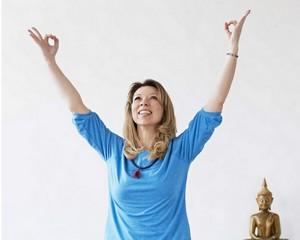 Yoga Düsseldorf, YogaKitchen, Vinyasa-Yoga-Lehrerin Susanne Lange