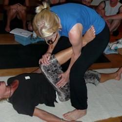 Yoga Düsseldorf, YogaKitchen, KitchenMum Annette Böhmer