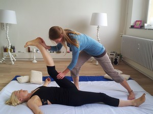 Thai Yoga Massage in der YogaKitchen