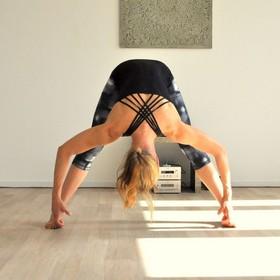 YOGA move-Workshop in Düsseldorf (Oberkassel) mit Carmen Happel